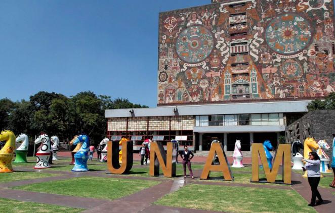 UNAM conmemora 90 años de autonomía política