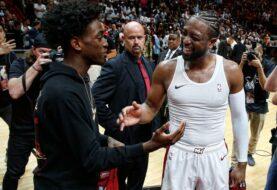 Wade se despidió del baloncesto