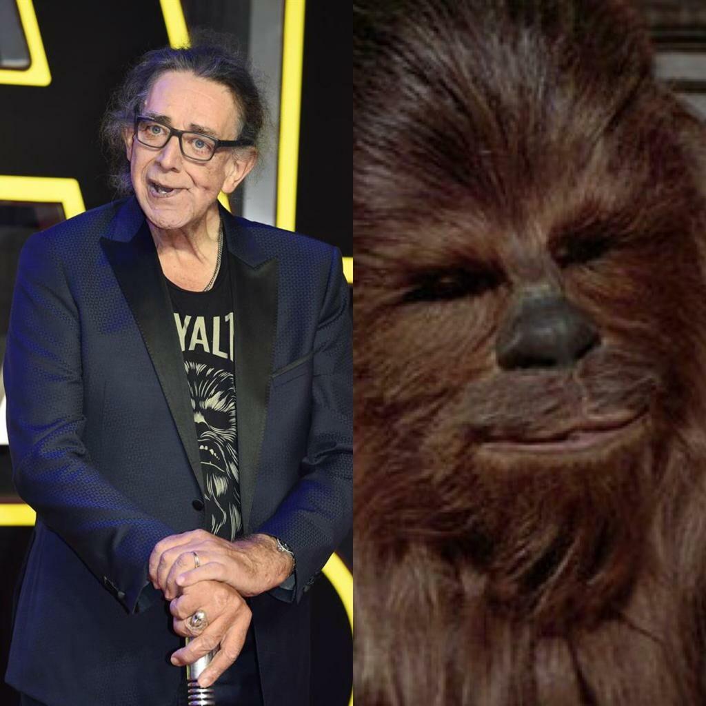 "Muere actor  Peter Mayhew quien interpretó a Chewbacca en ""Star Wars"""