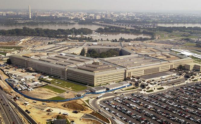 Pompeo y Bolton se reúnen en el Pentágono para hablar de Venezuela