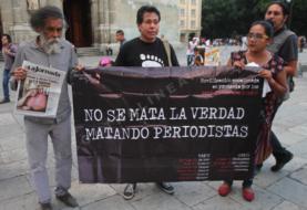 Comisión DDHH mexicana pide proteger periodistas en Día de Libertad de Prensa