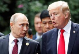 """Trump habla con Putin de Venezuela y pide permitir una """"transición pacífica"""""""