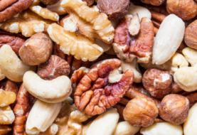 Comer frutos secos durante el embarazo mejora el neurodesarrollo de los bebés