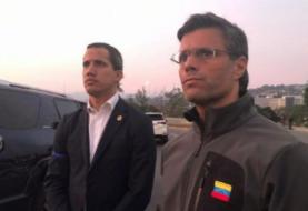 Canciller español confirma encuentro de Guaidó y López en la embajada