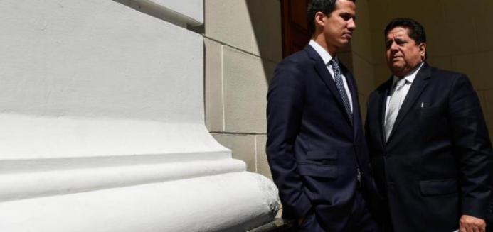 OEA exige la liberación del vicepresidente del Parlamento en Venezuela