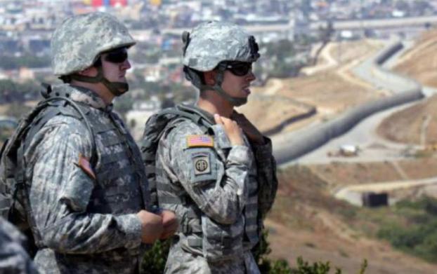 Gobierno de Trump enviará más personal de seguridad a la frontera con México