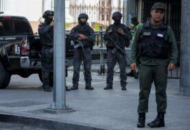 Guaidó cree que Maduro quiere secuestrar el Parlamento con operativo policial