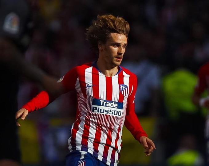 Griezmann le dice adiós al Atlético de Madrid