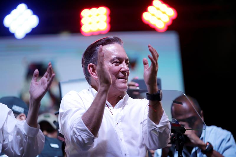 Opositor Cortizo es el ganador de los comicios presidenciales Panamá