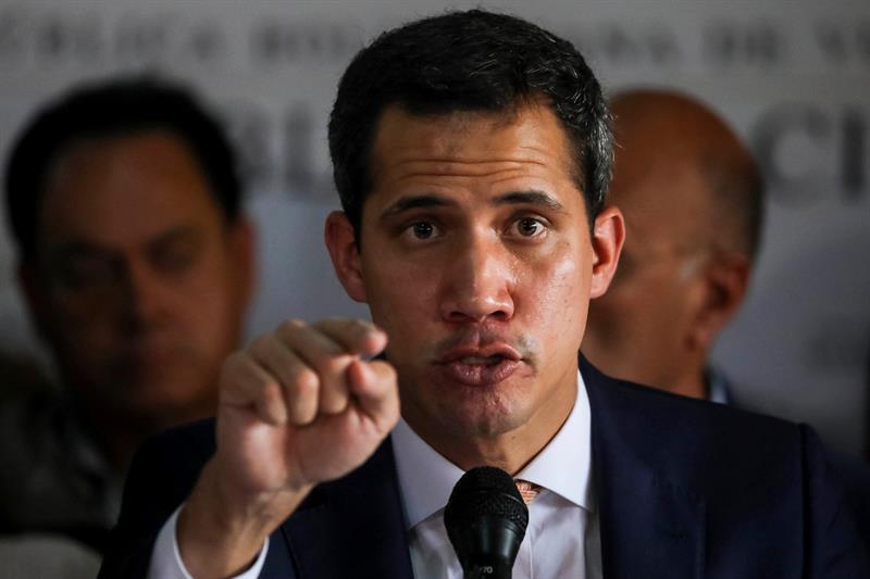 """Guaidó:""""Vamos a lograr salir adelante"""""""