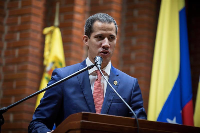 Guaidó acepta nuevo llamado de Noruega a negociar salida de Maduro