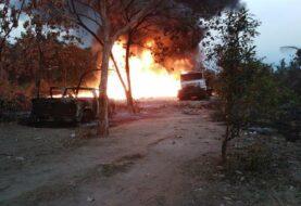 Explota un ducto de petróleo durante robo de combustible en el sur de México