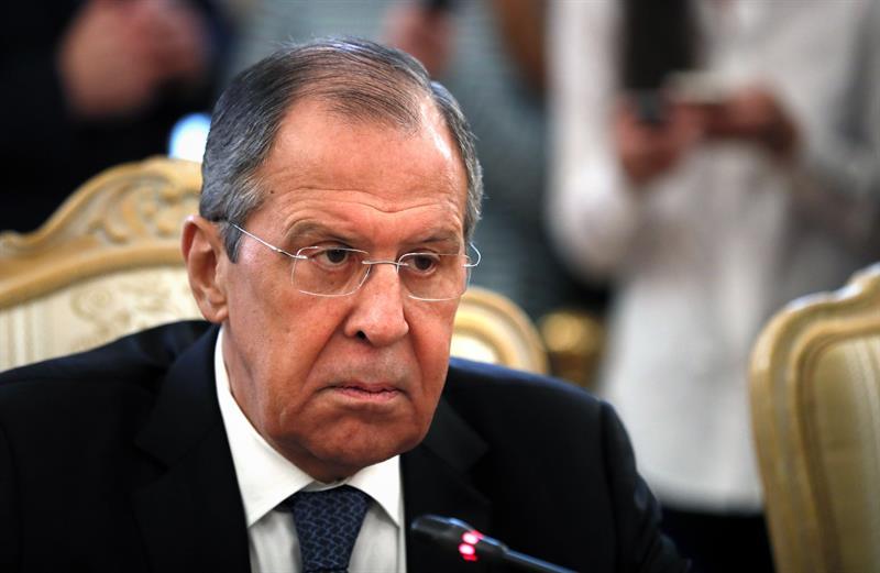 Lavrov niega posible trato con EEUU sobre Venezuela