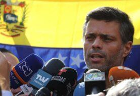 Leopoldo López no ha planteado salir de Venezuela