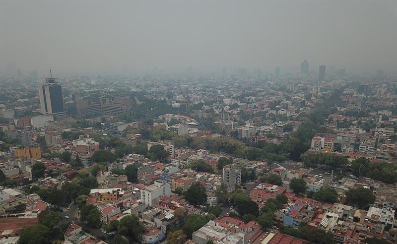 Evitan declarar emergencia pese a elevada contaminación en Valle de México