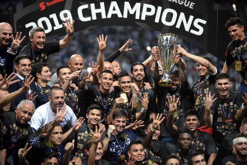 Monterrey se tituló campeón de la Concacaf