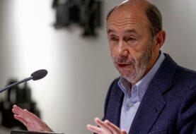 Fallece el exvicepresidente socialista español Alfredo Pérez Rubalcaba