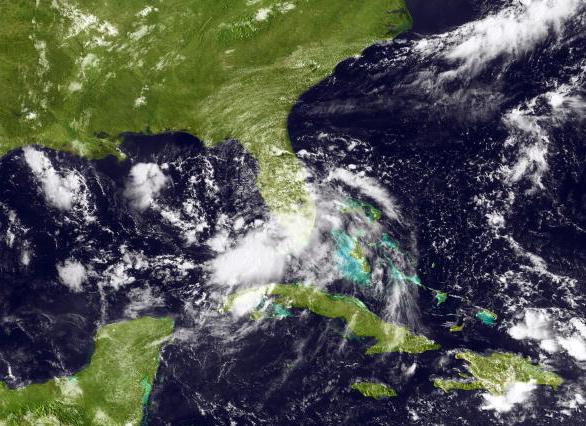 Costa este de México bajo amenaza de una posible tormenta tropical