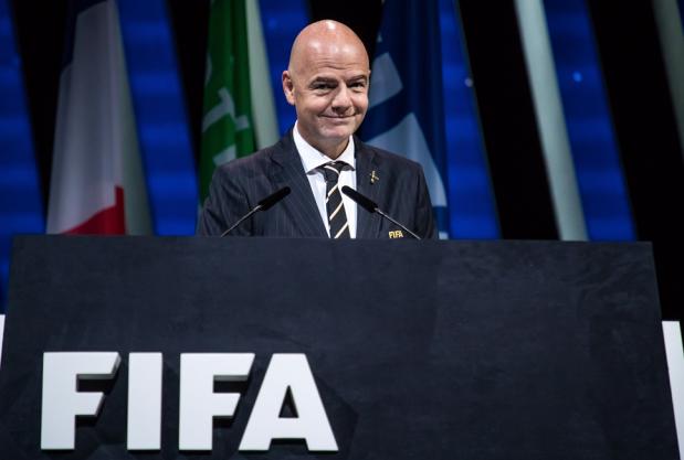 FIFA renueva el mandato de Gianni Infantino hasta el 2023