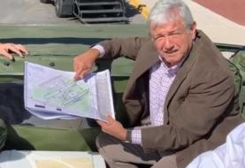 Juez suspende indefinidamente construcción de aeropuerto de capital de México