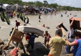 Colombia impide el paso de migrantes por trochas en frontera con Venezuela