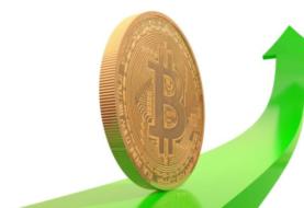 Bitcoin llega a su máxima cotización en 13 meses de 9000 dólares