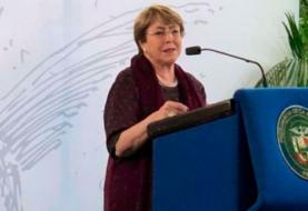 Bachelet llega a Venezuela para constatar situación de derechos humanos
