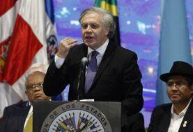 Almagro: Afirmación de Bachelet sobre sanciones a Venezuela es incorrecta