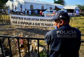 Informe revela reportes de 1.606 fosas clandestinas en México de 2006 a 2017