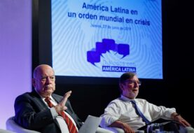 Insistir en elecciones anticipadas en Venezuela no funciona, dice Insulza