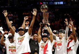 Raptors son campeones de la NBA y hacen historia