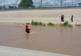 Cesan los cruces de migrantes por el río Bravo tras muerte de padre e hija