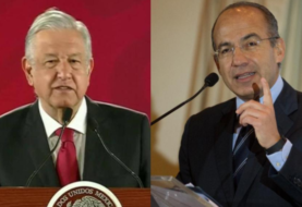 """Expresidente Calderón pide a López Obrador """"dejar de dividir"""" a México"""