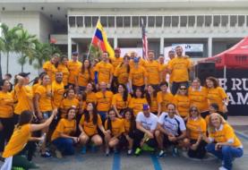 Convocan una carrera en Miami para recaudar fondos para ayudar a venezolanos