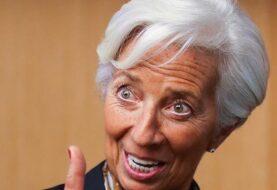 """Lagarde anuncia su """"renuncia temporal"""" a la dirección del FMI"""