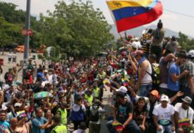 En Colombia ya hay más de 1,4 millones de venezolanos, según las autoridades