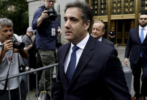 Demócratas piden a un juez de EEUU obligar a testificar al exabogado de Trump