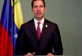 Guaidó llama a la Fuerza Armada a presionar a Maduro para salir de la crisis