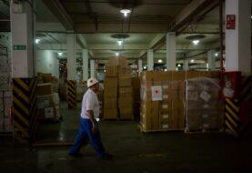 Venezuela ha recibido casi 100 toneladas de ayuda humanitaria de la Cruz Roja