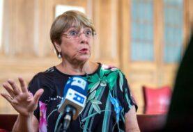 Bachelet advierte que más sanciones contra Venezuela provocarán más migración