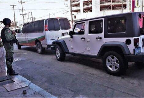 Migración de México hace operativo de apoyo a migrantes en fronteriza Tijuana