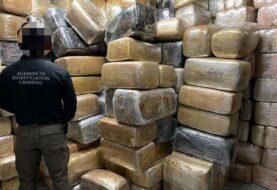Decomisan nueve toneladas de marihuana en la ciudad mexicana de Tijuana