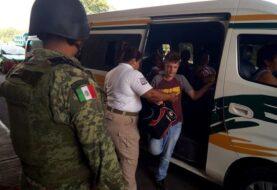 Hallan a 75 migrantes centroamericanos en el estado mexicano de Tamaulipas