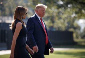 Trump visita a los heridos en el tiroteo en Dayton y se traslada a El Paso