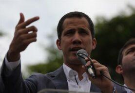 """Guaidó reitera que una elección con Maduro en el poder no sería """"realmente libre"""""""