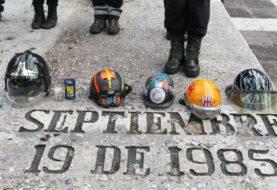 México conmemora sismos de 1985 y 2017 con macrosimulacro