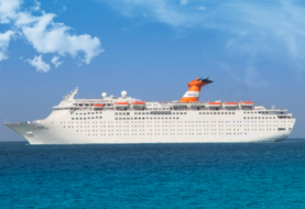 Más de un millar de personas evacuadas por Dorian llegan a EEUU en un crucero