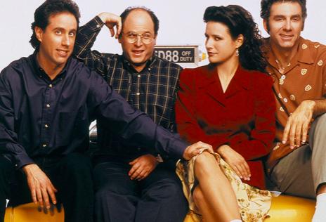 """Netflix adquiere los derechos de la serie """"Seinfeld"""" en todo el mundo"""