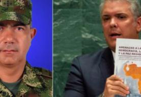 Renuncia director inteligencia militar de Colombia por fotos ELN en Venezuela