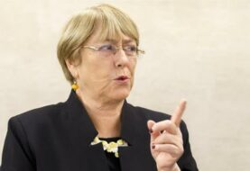 Bachelet teme que el espacio democrático se reduzca todavía más en Venezuela